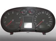 Audi Kombiinstrument Analoganzeigen Reparatur