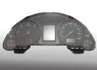 Audi Kombiinstrument Airbagfehler Reparatur