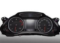 Audi Displayfehler Reparatur