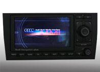 Audi RNS-E Navigation Dispalyfehler Reparatur