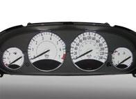 Chrysler Kombiinstrument Beleuchtungsausfall Reparatur