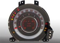 Fiat Kombiinstrument Analoganzeigen Reparatur