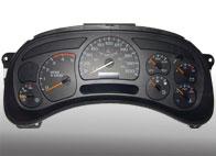 Dodge Dodge Ram Kombiinstrument Analoganzeigen Reparatur