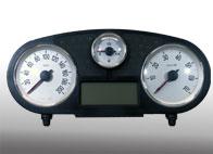 Lancia Lancia Ypsilon Kombiinstrumet Beleuchtungsausfall Reparatur