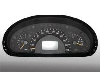 Mercedes Mercedes Viano W639 Kombiinstrument Pixelfehler Reparatur