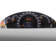 Mercedes Mercedes S-Klasse W220 Kombiinstrument Beleuchtungsausfall Reparatur