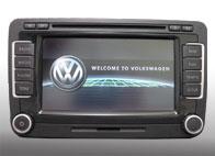 VW RNS 510 Boot Fehler Komplettausfall Reparatur